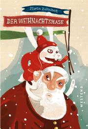 Der Weihnachtshase - Cover