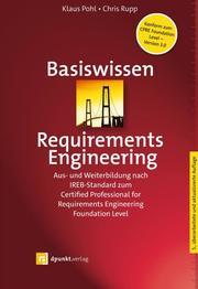 Basiswissen Requirements Engineering - Cover