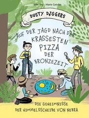 Auf der Jagd nach der krassesten Pizza der Bronzezeit