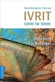 Ivrit - Schritt für Schritt - Cover