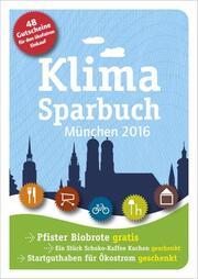 Klimasparbuch München 2016