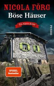 Böse Häuser - Cover