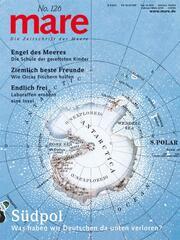 mare - Die Zeitschrift der Meere / No. 126 / Südpol