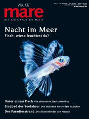 mare - Die Zeitschrift der Meere / No. 131/ Nacht im Meer