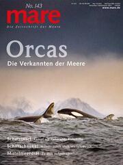 mare - Die Zeitschrift der Meere / No. 143 / Orcas