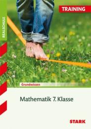 Training Realschule - Mathematik 7. Klasse - Cover