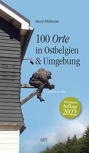 100 Orte in Ostbelgien & Umgebung - Cover