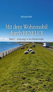 Mit dem Wohnmobil durch BENELUX 2 - Cover