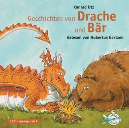 Geschichten von Drache und Bär - Cover