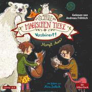 Die Schule der magischen Tiere - Versteinert! - Cover