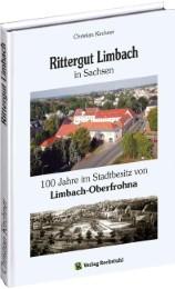 Rittergut Limbach in Sachsen - Cover
