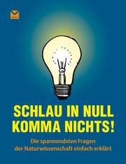 Schlau in Null Komma Nichts! - Cover