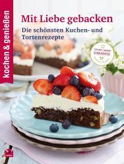 Mit Liebe gebacken - Cover