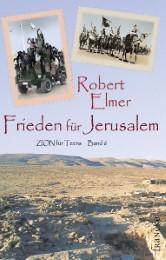 Frieden für Jerusalem - Cover