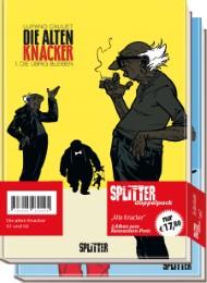 Die Alten Knacker Doppelpack. Band 1 + 2 - Cover