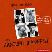 Das Känguru-Manifest - Cover