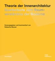 Theorie der Innenarchitektur