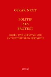Politik als Protest