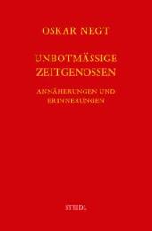Werkausgabe Bd.9 / Unbotmäßige Zeitgenossen