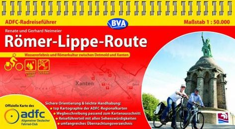 Römer-Lippe-Route - Cover