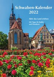 Schwaben-Kalender 2022 - Cover