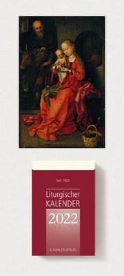 Liturgischer Kalender 2022 - Cover