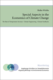 Special Aspects in the Economics of Climate Change