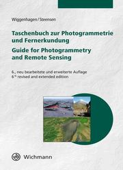 Taschenbuch zur Photogrammetrie und Fernerkundung - Cover