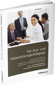 Der Aus- und Weiterbildungspädagoge, Lehrbuch 1 - Cover
