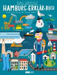 Das große Hamburg-Erklär-Buch - Cover