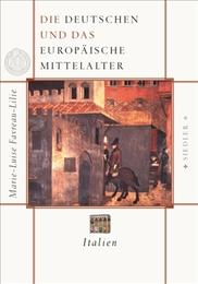 Die Deutschen und das europäische Mittelalter - Cover
