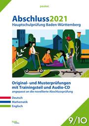 Abschluss 2021 - Hauptschulprüfung Baden-Württemberg - Cover