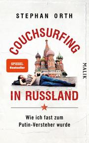 Couchsurfing in Russland - Cover