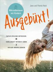 Ausgebüxt! - Cover