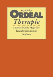 Ordeal-Therapie - Cover