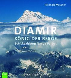 Diamir - König der Berge - Cover