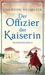 Der Offizier der Kaiserin - Cover