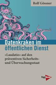 Datenkraken im Öffentlichen Dienst - Cover