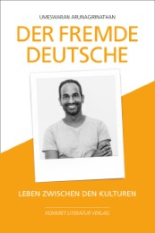 Der fremde Deutsche - Cover
