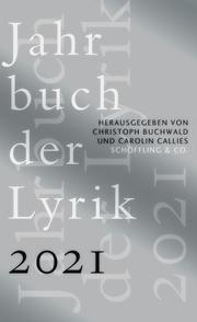 Jahrbuch der Lyrik 2021 - Cover