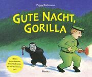 Gute Nacht, Gorilla - Cover