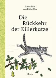Die Rückkehr der Killerkatze - Cover