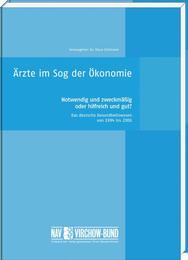 Ärzte im Sog der Ökonomie - Cover