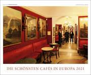 Die schönsten Cafés in Europa 2021 - Cover