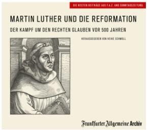 Martin Luther und die Reformation - Cover