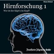 Hirnforschung 1 - Cover