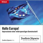 Hallo Europa! - Cover
