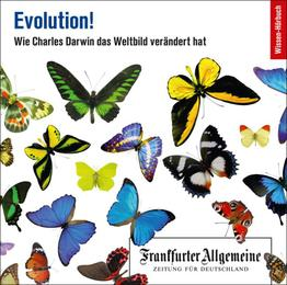 Evolution! - Cover