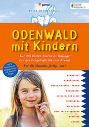 Odenwald mit Kindern - Cover