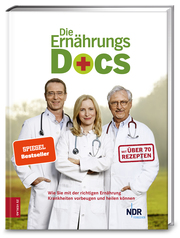 Die Ernährungs-Docs - Cover